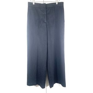 Viktor And Rolf Wide Leg High Rise Trousers Pants